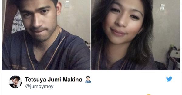 В Snapchat появились новые фильтры для фото и видео, меняющие пол