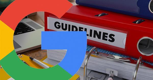 Google перенёс руководство для асессоров на новый URL