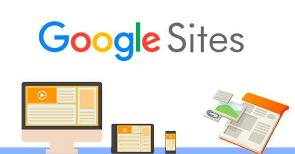 В Google Sites появились шаблоны сайтов и баннеры для важных объявлений