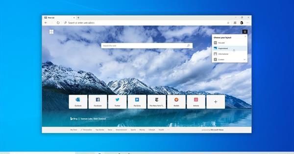 Microsoft выпустит новую версию браузера Edge с режимом Internet Explorer