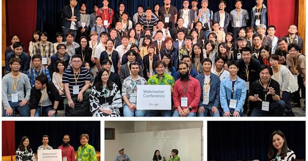 Google анонсировал серию локальных мероприятий Webmaster Conference