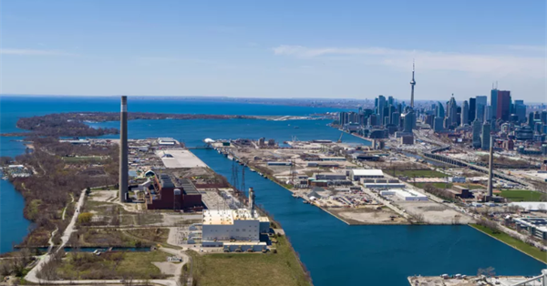 Alphabet представил план постройки умного «города в городе» для Торонто