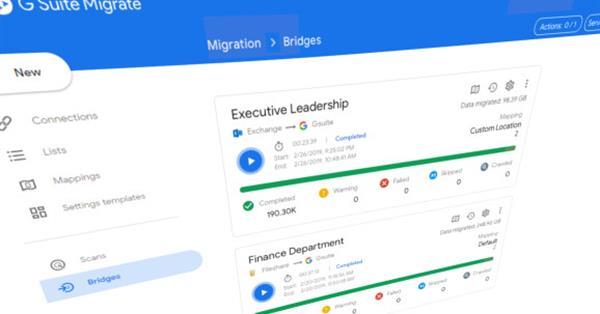 Google облегчил переход на G Suite для клиентов Box
