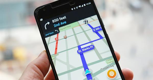 Google добавил Assistant в приложение Waze