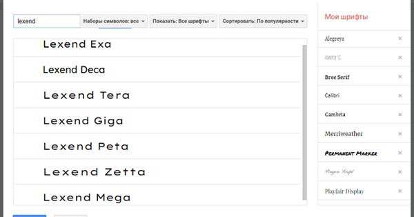 Google разработал новый шрифт для более быстрого чтения документов