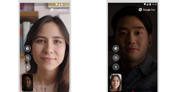 В Google Duo появился режим слабого освещения