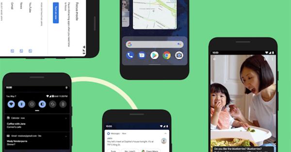 Google официально представил Android 10