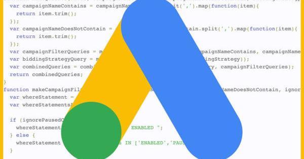 Скрипты Google Ads получили поддержку адаптивных медийных объявлений