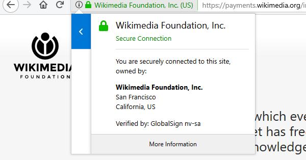 Chrome и Firefox перестанут показывать в адресной строке названия компаний