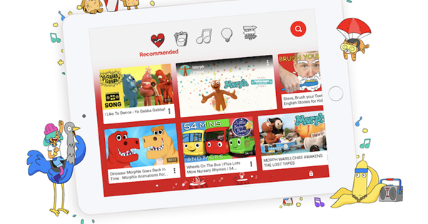 YouTube откроет десктопную версию приложения YouTube Kids