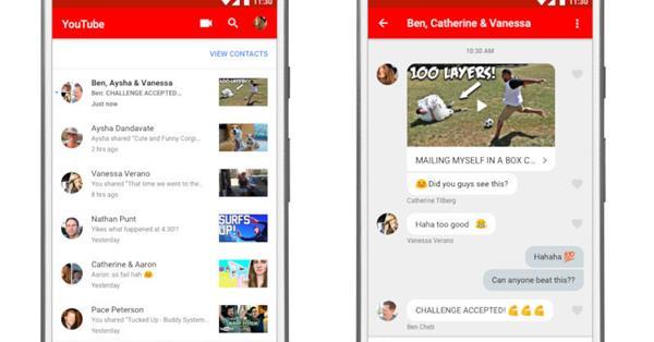 YouTube уберёт возможность обмена личными сообщениями