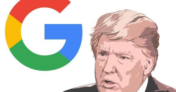 Дональд Трамп обвинил Google в манипулировании избирателями