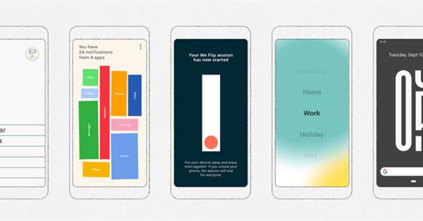 Google выпустил пять Android-приложений для «цифрового здоровья»