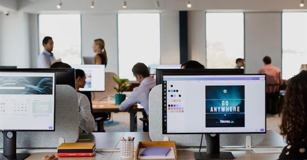 Canva заключила партнерство с HubSpot и запустила «Кнопку»