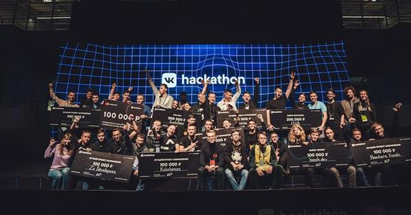 ВКонтакте назвала лучшие проекты VK Hackathon