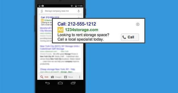 Call-only объявления без заголовков в Google Ads снижают CPA на 28% – кейс
