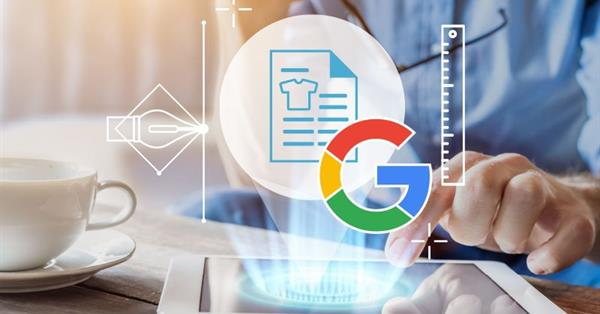 Google тестирует новый формат товарных объявлений