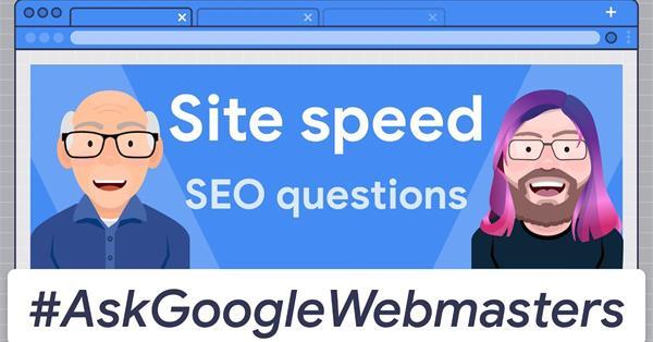 Джон Мюллер и Мартин Сплитт ответили на вопросы о скорости сайта