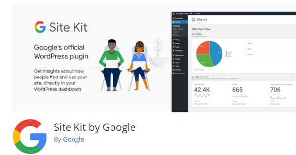 Как установить и настроить WP-плагин Site Kit от Google