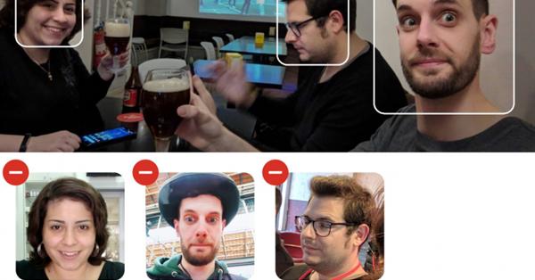 Google Photos позволит отмечать людей на снимках