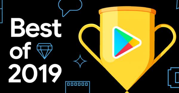 Google Play назвал лучшие приложения и игры 2019 года