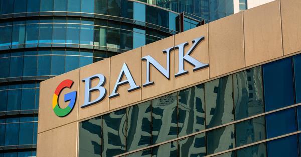 Google выходит на рынок банкинга