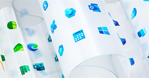 Microsoft представила дизайн нового логотипа Windows и обновленных иконок приложений