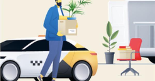 Корпоративным клиентам Яндекс.Такси стали доступны услуги«Доставка» и «Грузовой»