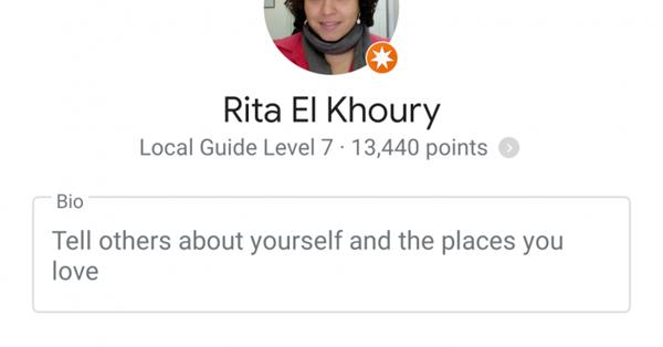 Карты Google позволили управлять публичным профилем с мобильного устройства