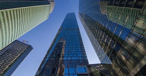 Яндекс договорился об аренде 20 тыс. кв. метров в башне «Око» в «Москва-сити»