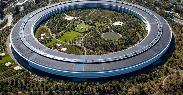 Apple работает над спутниками для раздачи интернета на устройства