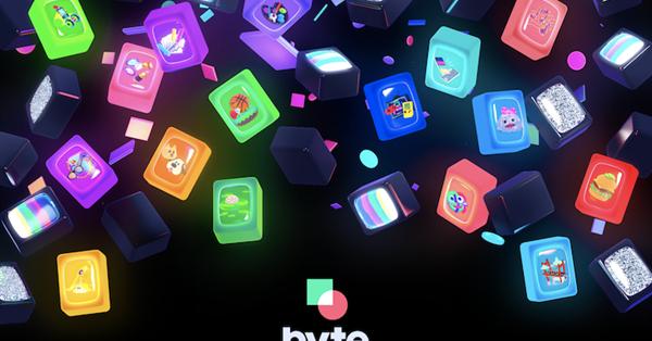 Конкурирующее с TikTok приложение Byte за неделю скачали 1,3 млн раз