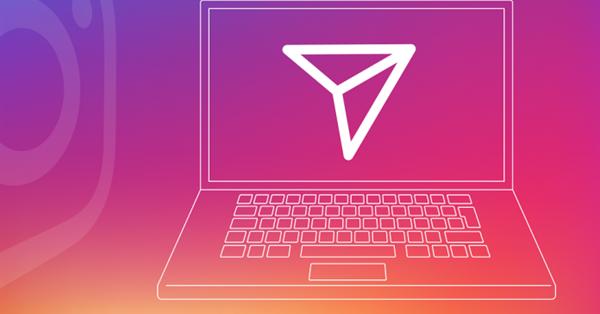 Instagram тестирует личные сообщения в веб-версии сервиса