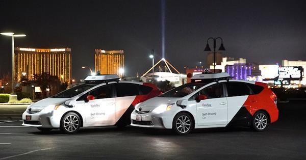 Беспилотные автомобили Яндекса проехали 7 тысяч км по улицам Лас-Вегаса