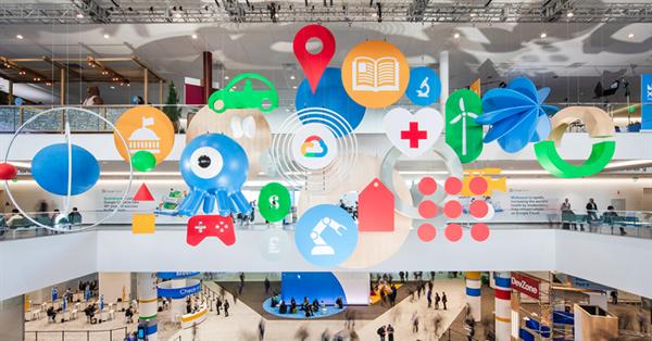 Google отменил офлайн-конференцию Cloud Next из-за коронавируса