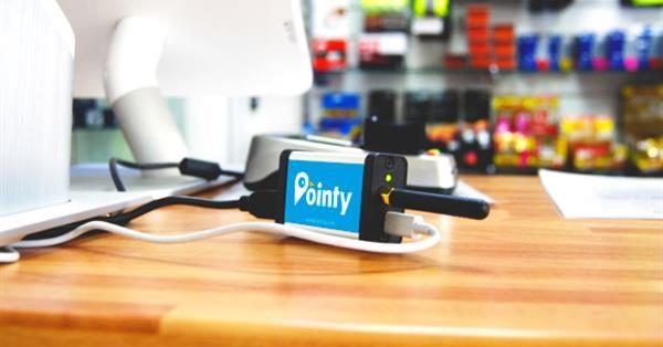 Google покупает стартап в области технологий для розничных магазинов Pointy