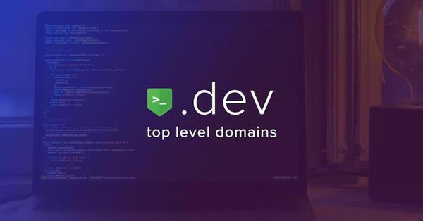 За год зона .dev стала одной из наиболее популярных среди новых зон