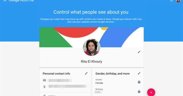 Google позволит пользователям создавать свои профили в поиске