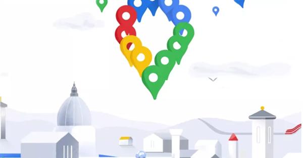 Карты Google получили новую иконку и обновлённый дизайн