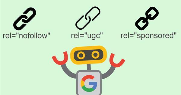 Google советует для партнёрских ссылок использовать атрибут rel=sponsored