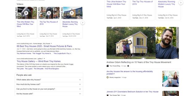 Пользователи заметили новый вариант дизайна SERP Google