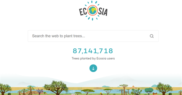 Ecosia войдёт в список поисковых систем по умолчанию в Chrome