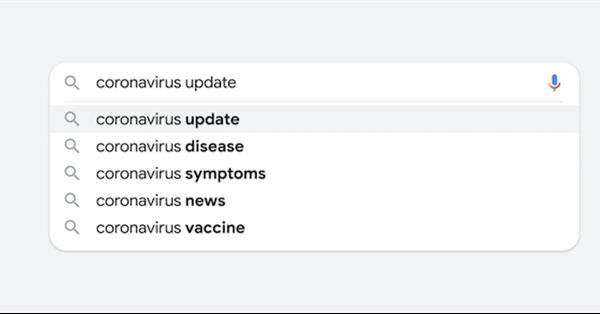 Как Google помогает в борьбе с коронавирусом