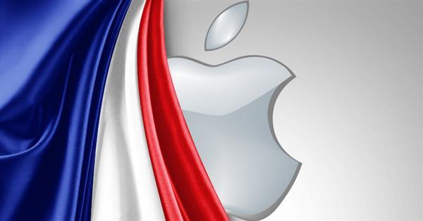 Франция оштрафовала Apple на €1,1 млрд
