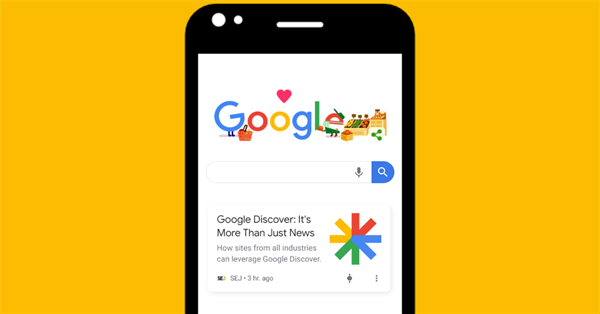 Tape Google Discover recommendations: a new source of traffic to websites