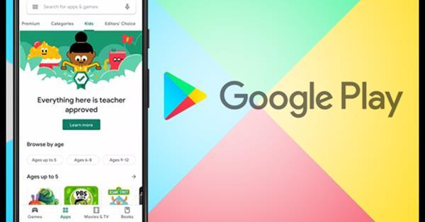 В Google Play появился новый раздел с приложениями для детей