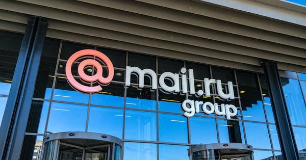 Выручка Mail.ru Group выросла на 14% в I квартале 2020 года