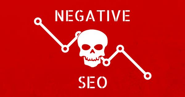 Negative SEO: non-obvious harm