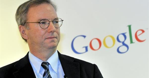 СМИ: Эрик Шмидт больше не является техническим советником Alphabet