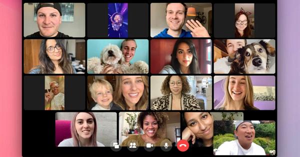 Сервис видеоконференций Messenger Rooms стал доступен по всему миру